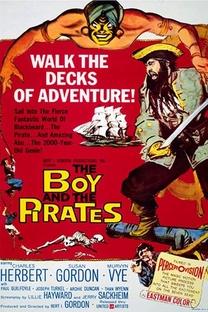 O Menino e os Piratas - Poster / Capa / Cartaz - Oficial 3