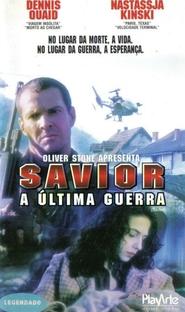 Savior - A Última Guerra - Poster / Capa / Cartaz - Oficial 2