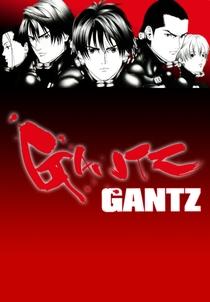 Gantz - Poster / Capa / Cartaz - Oficial 1