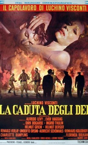 Os Deuses Malditos - 16 de Outubro de 1969 | Filmow
