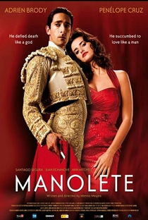 Manolete - Poster / Capa / Cartaz - Oficial 1