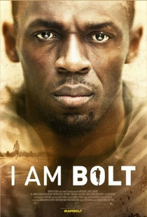 Eu Sou Bolt - Poster / Capa / Cartaz - Oficial 1