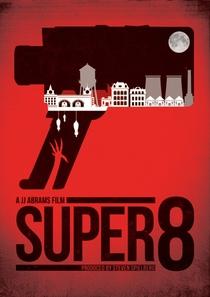 Super 8 - Poster / Capa / Cartaz - Oficial 7