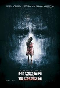 Hidden in the Woods - Poster / Capa / Cartaz - Oficial 1