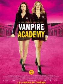 Academia de Vampiros: O Beijo das Sombras - Poster / Capa / Cartaz - Oficial 2