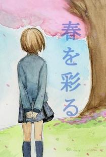 Haru wo Irodoru - Poster / Capa / Cartaz - Oficial 1