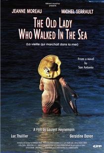 La Vieille Qui Marchait Dans la Mer - Poster / Capa / Cartaz - Oficial 3