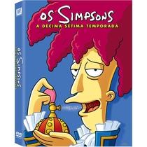 Os Simpsons (17ª Temporada) - Poster / Capa / Cartaz - Oficial 2