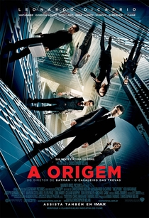 A Origem - Poster / Capa / Cartaz - Oficial 2
