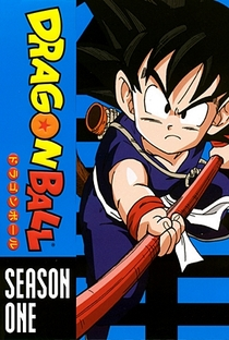 Dragon Ball (5ª Temporada) - Poster / Capa / Cartaz - Oficial 4