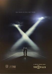 Arquivo X (10ª Temporada) - Poster / Capa / Cartaz - Oficial 2
