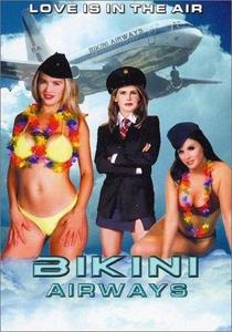 Bikini Airways - Poster / Capa / Cartaz - Oficial 1