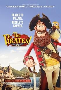 Piratas Pirados! - Poster / Capa / Cartaz - Oficial 4