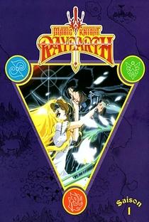 Guerreiras Mágicas de Rayearth (1ª Temporada) - Poster / Capa / Cartaz - Oficial 18