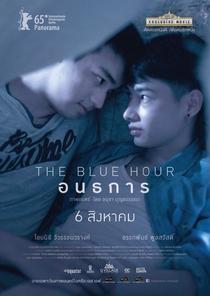 The Blue Hour - Poster / Capa / Cartaz - Oficial 2