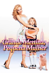 Grande Menina, Pequena Mulher - Poster / Capa / Cartaz - Oficial 4