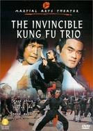 O Trio Invencível do Kung Fu (The Invincible Kung Fu Trio)