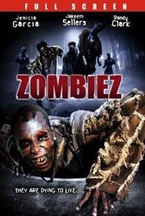 Zombiez - Poster / Capa / Cartaz - Oficial 1