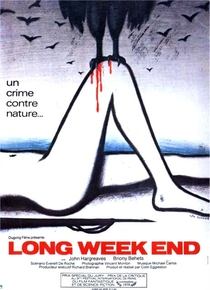 Um Longo Fim de Semana - Poster / Capa / Cartaz - Oficial 1