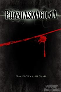 Phantasmagoria: The Movie - Poster / Capa / Cartaz - Oficial 1