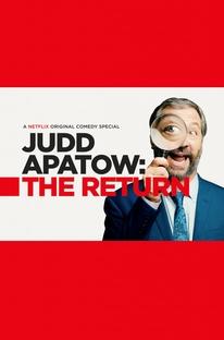 Judd Apatow: O Retorno - Poster / Capa / Cartaz - Oficial 2