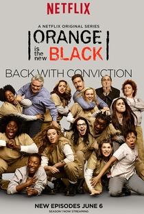 Orange Is The New Black (2ª Temporada)  - Poster / Capa / Cartaz - Oficial 1