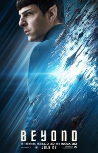 Star Trek: Sem Fronteiras - Poster / Capa / Cartaz - Oficial 11