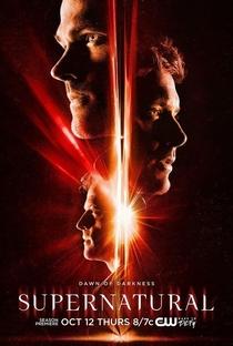 Sobrenatural (13ª Temporada) - Poster / Capa / Cartaz - Oficial 1