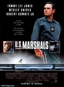 U.S. Marshals - Os Federais - Poster / Capa / Cartaz - Oficial 1