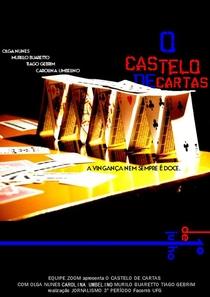 O Castelo de Cartas - Poster / Capa / Cartaz - Oficial 1
