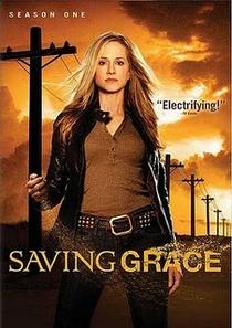 Saving Grace (1ª Temporada) - Poster / Capa / Cartaz - Oficial 1