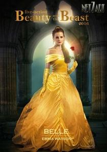 A Bela e a Fera - Poster / Capa / Cartaz - Oficial 34