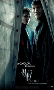 Harry Potter e as Relíquias da Morte - Parte 1 - Poster / Capa / Cartaz - Oficial 19