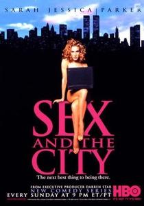 Sex and the City (1ª Temporada) - Poster / Capa / Cartaz - Oficial 4