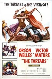Os Bravos Tártaros - Poster / Capa / Cartaz - Oficial 2
