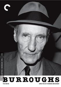 Burroughs - Poster / Capa / Cartaz - Oficial 1