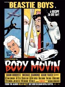 Body Movin - Poster / Capa / Cartaz - Oficial 1