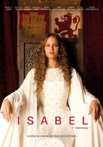 Isabel, A Rainha de Castela - Poster / Capa / Cartaz - Oficial 3