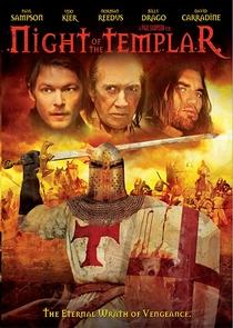 Night of the Templar - Poster / Capa / Cartaz - Oficial 1