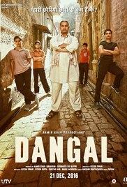 Dangal - Poster / Capa / Cartaz - Oficial 3
