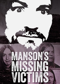 Manson's Missing Victims - Poster / Capa / Cartaz - Oficial 1