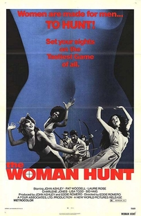 The Woman Hunt - Poster / Capa / Cartaz - Oficial 1