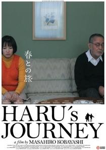 Viajando com Haru - Poster / Capa / Cartaz - Oficial 2