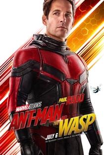 Homem-Formiga e a Vespa - Poster / Capa / Cartaz - Oficial 15