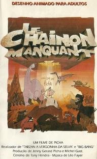 Le Chainon Manquant - Poster / Capa / Cartaz - Oficial 1