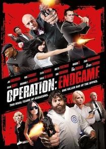 Operação Fim de Jogo - Poster / Capa / Cartaz - Oficial 2