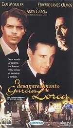 O Desaparecimento de Garcia Lorca - Poster / Capa / Cartaz - Oficial 3