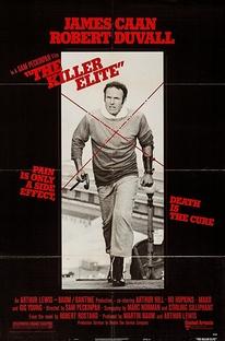 Assassinos de Elite - Poster / Capa / Cartaz - Oficial 2