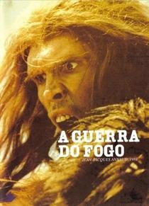 A Guerra do Fogo - Poster / Capa / Cartaz - Oficial 6