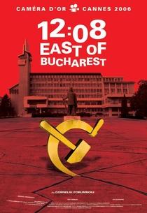 A Leste de Bucareste - Poster / Capa / Cartaz - Oficial 4